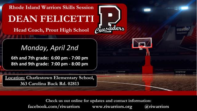 RI Warriors Skill Session